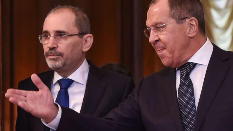جنوب سوريا والقضية الفلسطينية في صدارة مباحثات الصفدي ولافروف