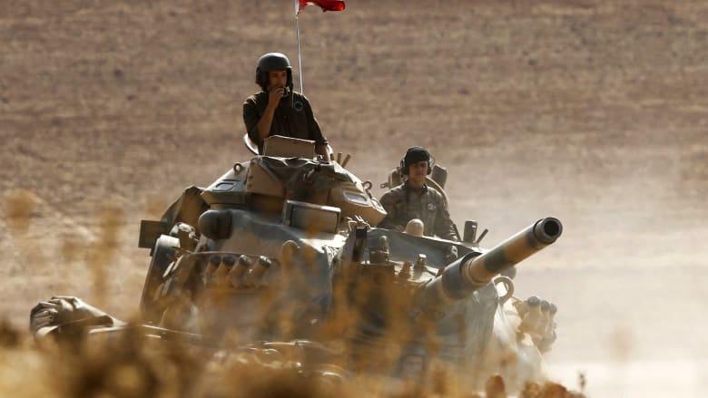 وزير خارجية تركيا: متفقون مع أمريكا لدخول مناطق أخرى بسوريا بعد منبج