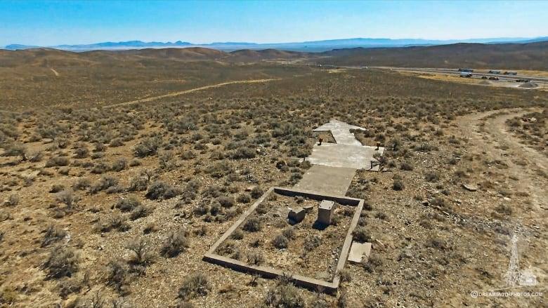 ما سر السهام الغريبة في صحراء أمريكا؟