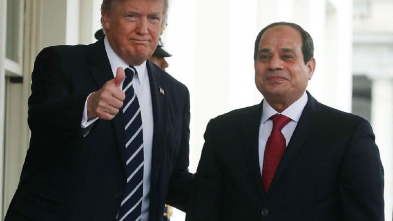 رسالة من ترامب إلى مصر.. ما المناسبة؟