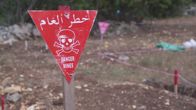 حصريا.. جولة نادرة مع قوات حفظ السلام بين لبنان وإسرائيل