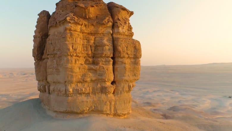 Saudi Desert