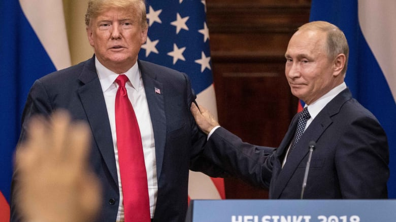 شاهد.. كيف تغيّرت تعليقات ترامب حول بوتين وتدخّلات روسيا