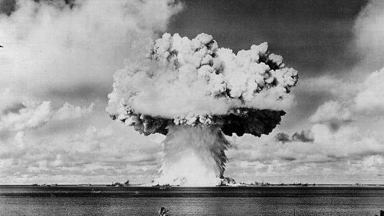 القوى النووية حول العالم