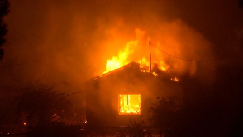 مقتل 49 شخصاً في حرائق غابات غير مسبوقة باليونان