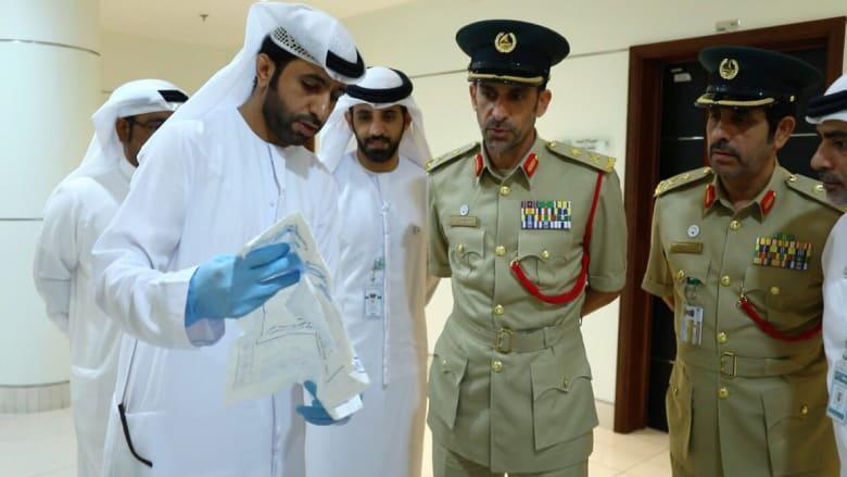 شرطة دبي تلقي القبض على سارق ماسة بقيمة 20 مليون دولار وتستعيدها