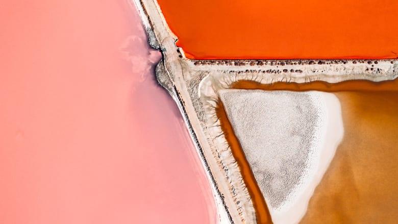 صور جوية مروعة تظهر تأثير الإنسان على الأرض