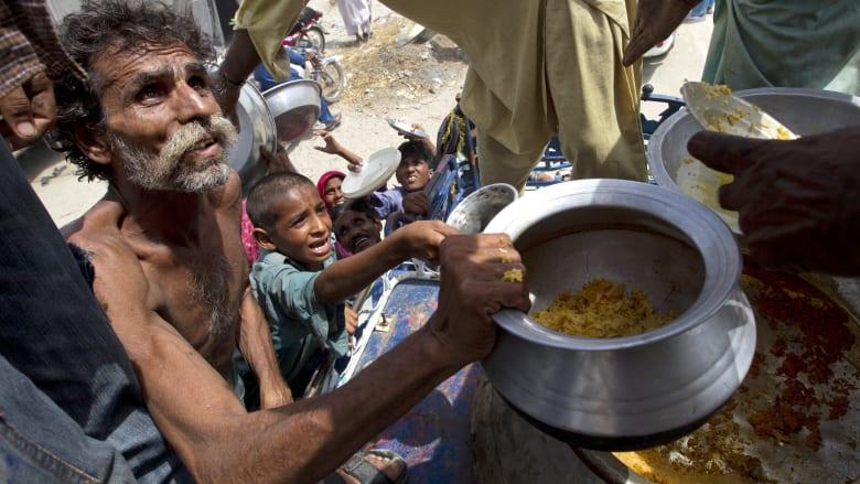 الملايين عرضة للجوع بسبب شح المساعدات