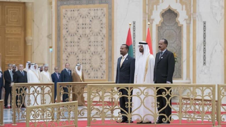 """حقيقة مقولة """"الإسلام ضاع منكم"""" في لقاء أبي أحمد ومحمد بن زايد.. إثيوبيا توضح"""