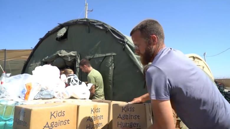 الجيش الإسرائيلي يغلق مستشفى ميدانيا على الحدود مع سوريا