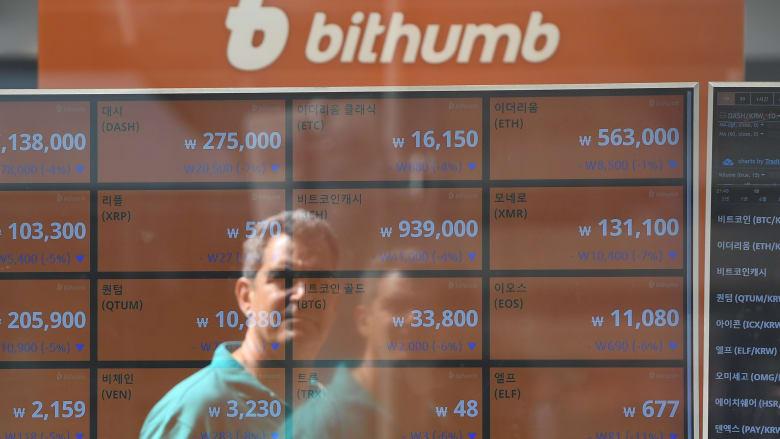 هل تدفع الأخبار الإيجابية من كوريا الجنوبية العملات الرقمية