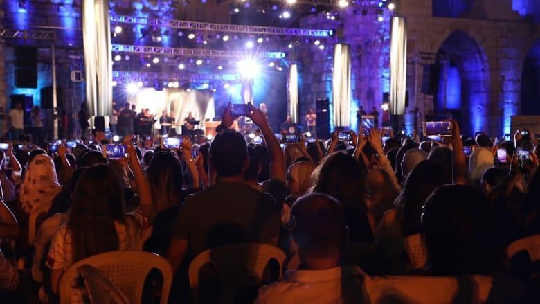 شاهد.. الموسيقى تعود لقلعة دمشق