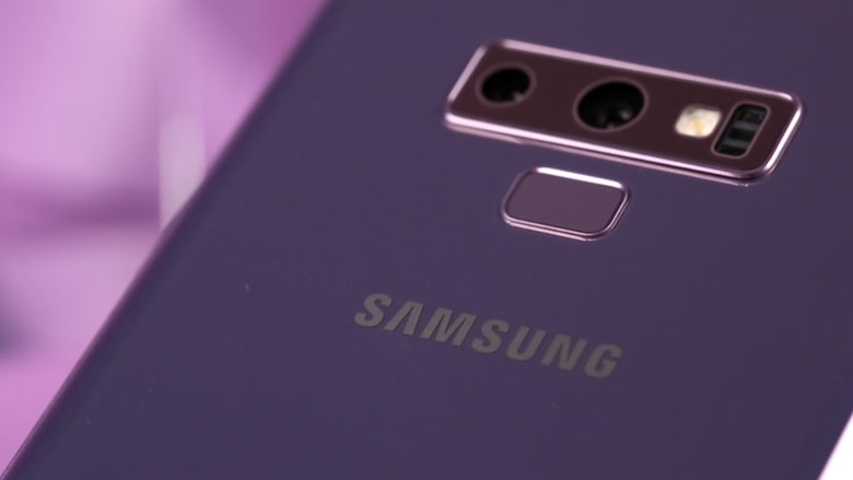 """شاهد.. سامسونغ تكشف النقاب عن""""Galaxy Note 9"""""""