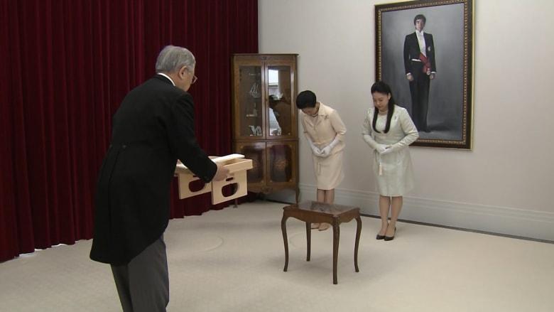 أميرة يابانية تصبح رسميا مخطوبة لرجل من عامة الشعب