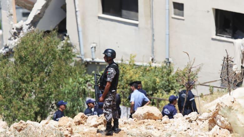"""الأردن يعلن انتهاء """"عملية السلط"""" بعد يومين من المداهمات والملاحقات"""