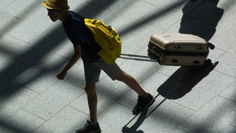 كيف تساعد تقنية البلوك تشاين المسافرين بإيجاد حقائبهم؟