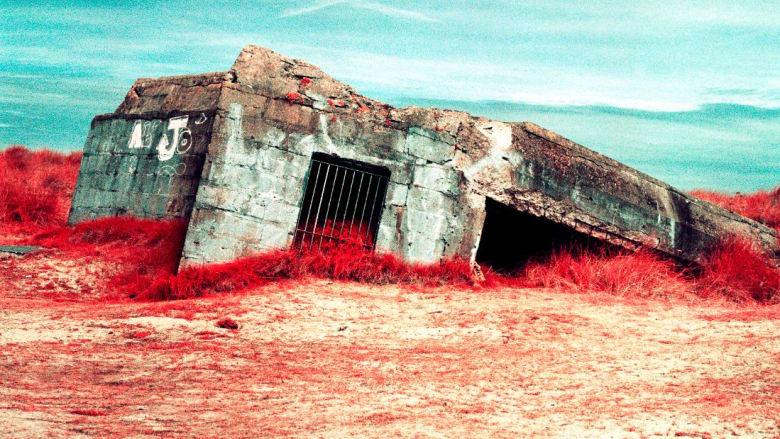 صور بالأشعة تحت الحمراء تكشف رعب الحرب العالمية الثانية