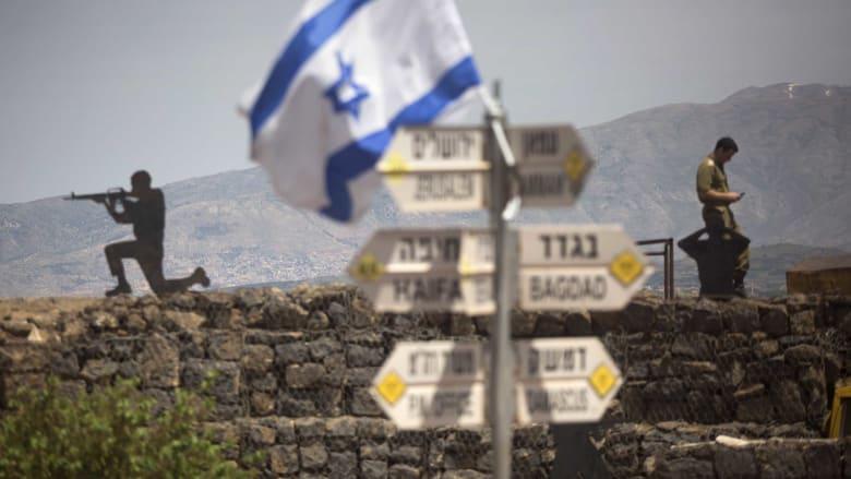 مخاوف من صراع إسرائيلي إيراني في الجولان