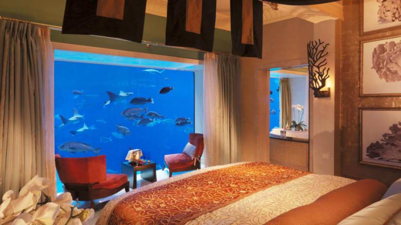 فندق أتلانتس في دبي، الإمارات العربية المتحدة