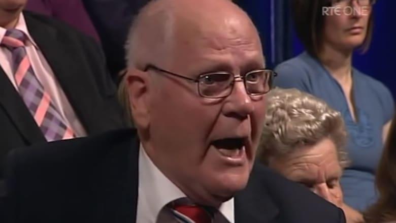 شهادة سياسي أيرلندي اغتصبه كهنة تنتشر قبل زيارة البابا