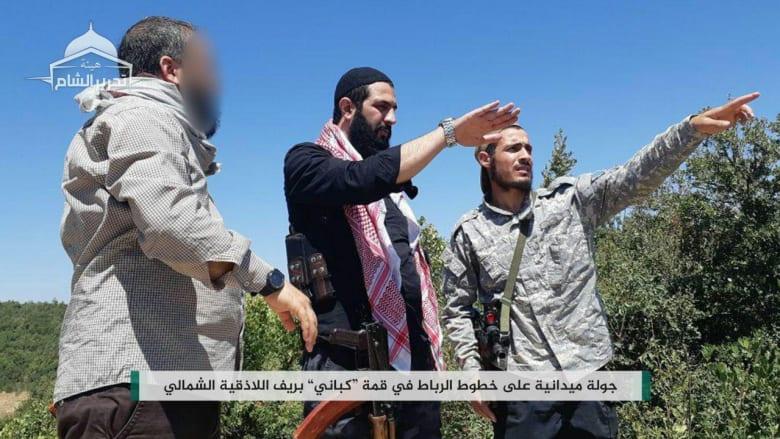 """زعيم """"أحرار الشام"""" يتحدث عن خطة وضعت للشمال السوري"""
