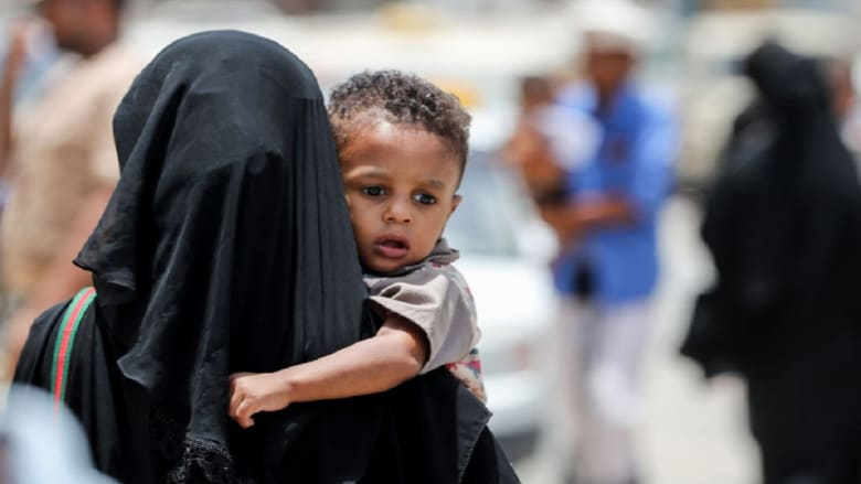 اليونيسف تدعو إلى إنهاء الصراع في اليمن: حماية الأطفال فوق أي اعتبارات