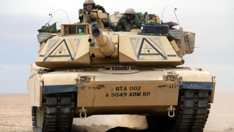 "هذه قدرات دبابة ""أبرامز M1A1"" التي تمتلكها مصر والسعودية"