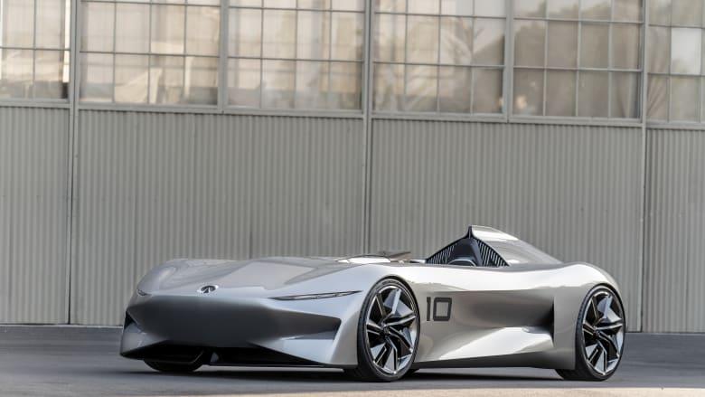 سيارة انفينيتي 10 الجديدة.. سيارة من المستقبل بروح كلاسيكية