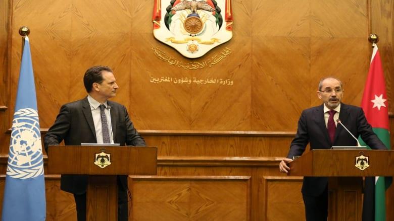 الأردن والأونروا: كثفنا جهودنا لدعم وحماية اللاجئين