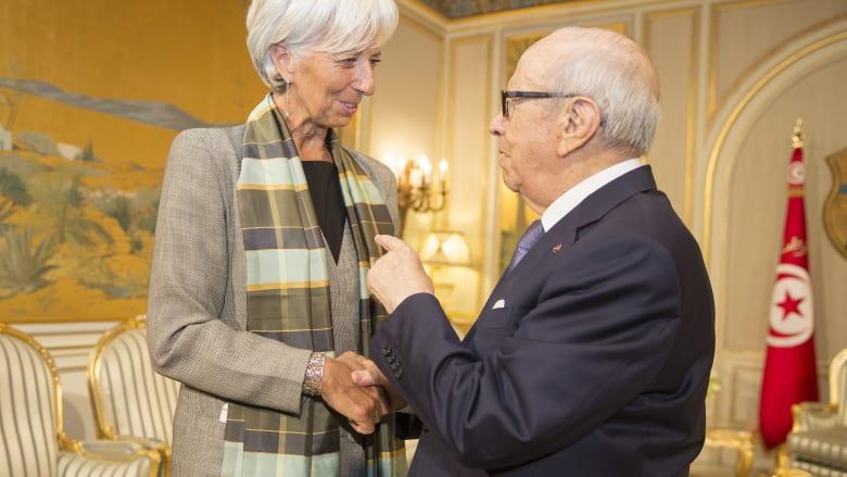 ماذا طلب صندوق النقد من تونس لمنحها شريحة جديدة من القرض؟