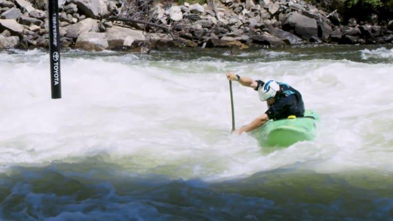في أصعب مسابقة تجديف.. تيّارات هذا النهر ترعب أقوى المنافسين