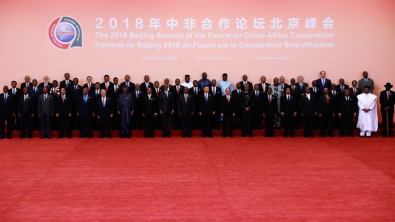 الصين تعزز نفوذها في أفريقيا بـ60 مليار دولار