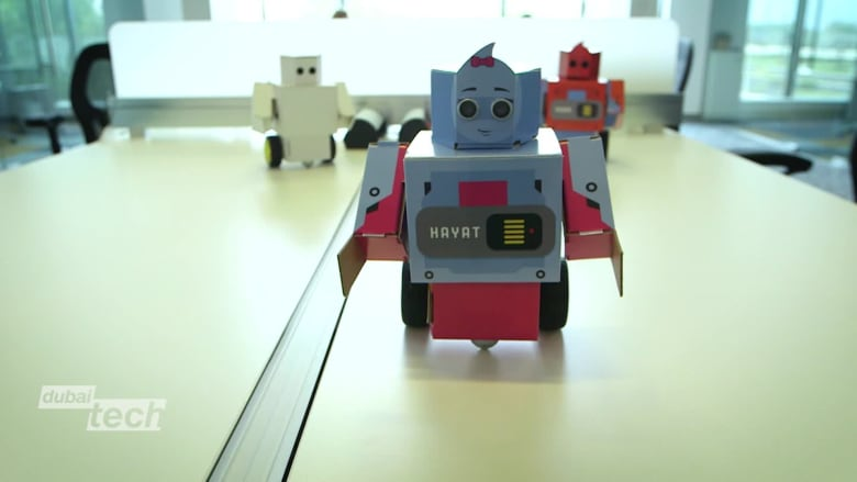 كيف يستعد الأطفال في الإمارات لمستقبل الروبوتات؟