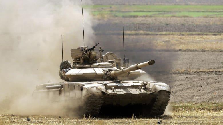 """الدبابة الروسية """"تي 90"""" .. لمن الغلبة في الميدان؟"""