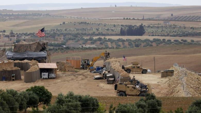أمريكا تبدأ تدريبات عسكرية في سوريا ردا على تهديدات موسكو