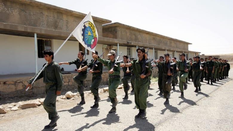 12 قتيلا بقصف صاروخي على مقر للحزب الديمقراطي الكردستاني الإيراني