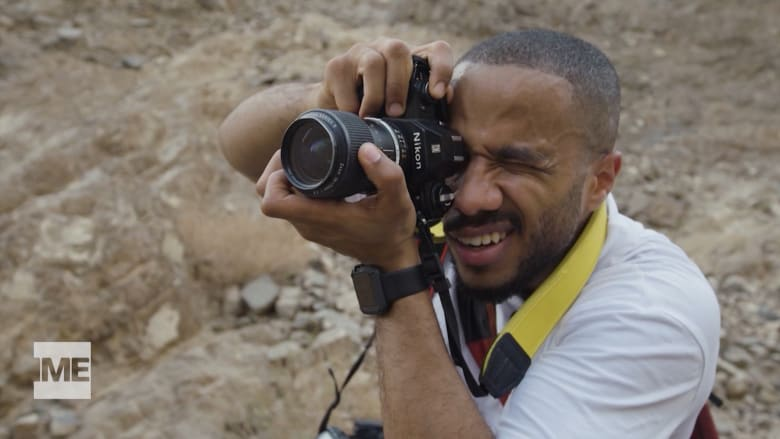 رحلة استكشاف المصورين الفوتوغرافيين في الشرق الأوسط