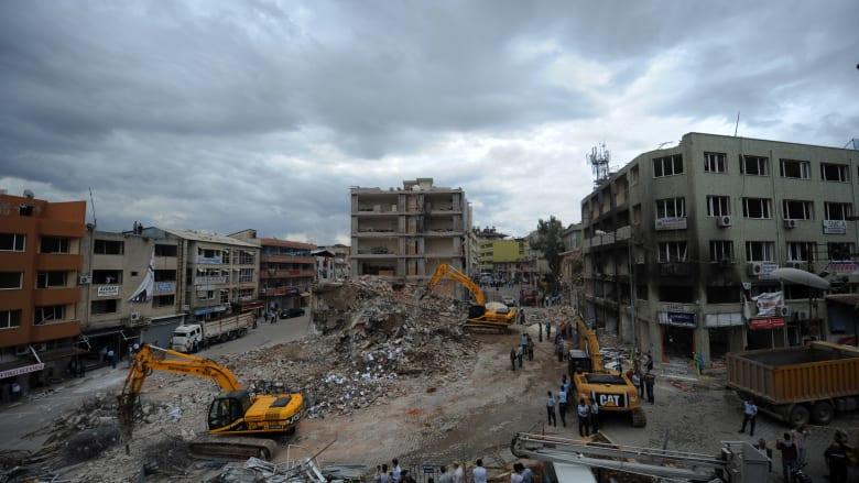 """تركيا تقبض على مخطط تفجير """"ريحانلي"""" وتوجه اتهاماً للمخابرات السورية"""