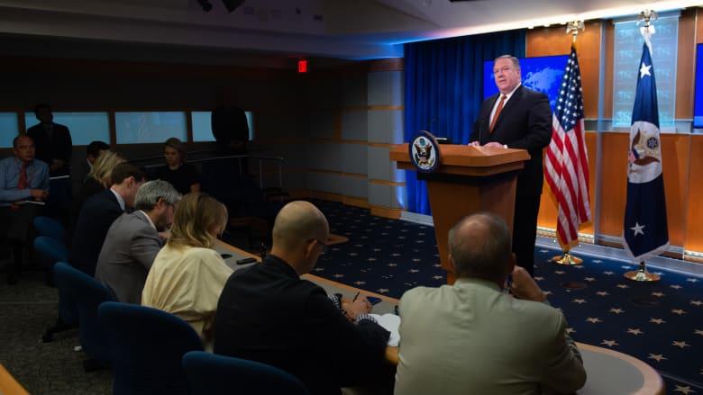 بومبيو: روسيا استخدمت وسائل سرية لزعزعة استقرار أمريكا