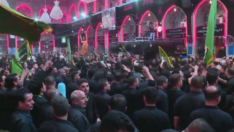 الشيعة في العراق يحيون ذكرى عاشوراء