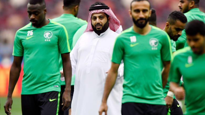 تركي آل الشيخ يشن هجوماً جديداً على مونديال قطر ويتساءل: إلى متى الصمت؟