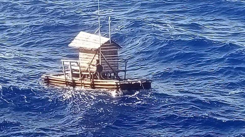 فتى إندونيسي ينجو بأعجوبة بعد أن فقد لـ 49 يوما في عرض البحر