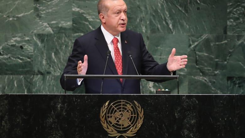 أردوغان: 62 شخصًا يمتلكون نصف ثرواتالعالم