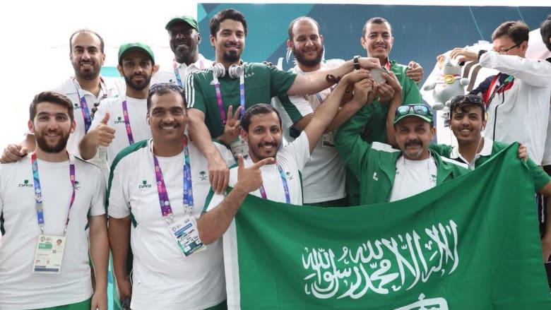 الرياضيين السعوديين الذين حصدوا 6 ميداليات في ألعاب آسيا