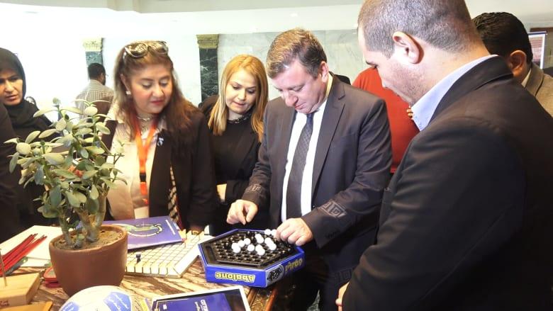 الصناعة والتعليم مدخل الشراكة العربية -الأوروبية
