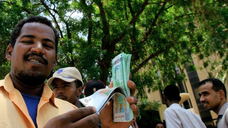 السودان يطلق آلية جديدة لتحديد سعر الجنيه يوميا