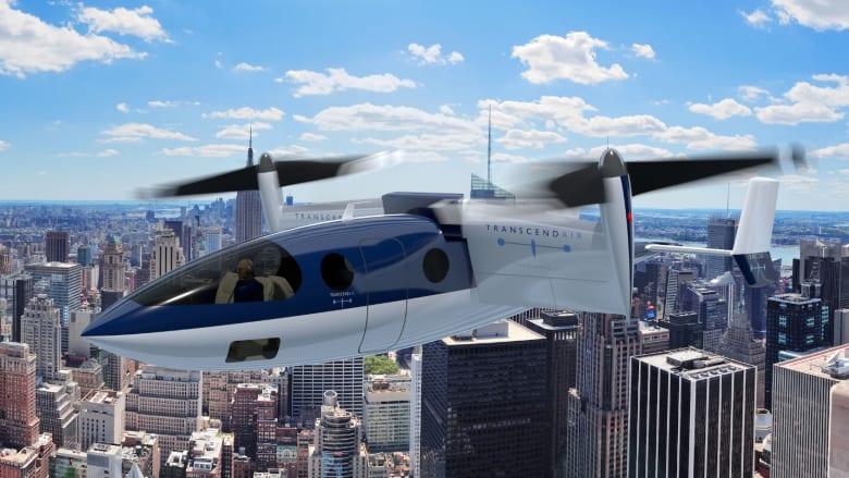 طائرة جديدة تسمح لك بتخطي السفر عبر المطارات