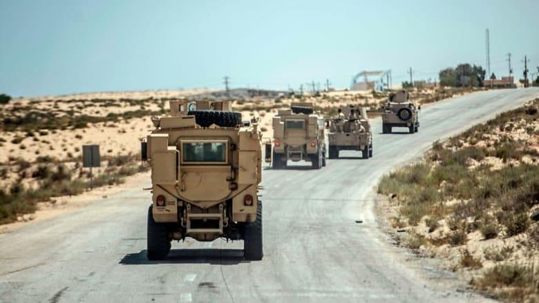 """الجيش المصري يعلن تفاصيل البيان 28 للعملية """"سيناء 2018"""""""