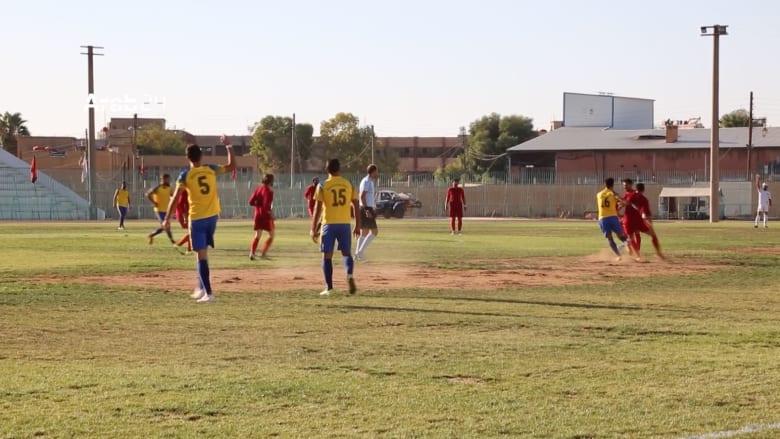 بعد 7 سنوات.. الأندية السورية تعود إلى المستطيل الأخضر