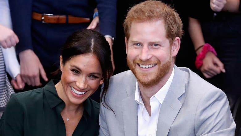 الأمير هاري وميغان ينتظران مولودهما الأول
